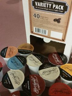 #HamiltonCoffee 40 pack #giveaway