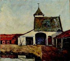 In anteprima al Museo Civico di Villa Colloredo a Recanati, fino al 26 agosto, e' possibile ammirare 'Il fienile protestante', uno degli ultimi dipinti attribuibili a Vincent Van Gogh e forse proprio la sua ultima opera, completata poco prima della morte.A scoprire il dipinto, di proprieta' di