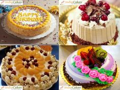 #IndiaCakes: #Benefits of online Sending #Cakes to Gurgaon.