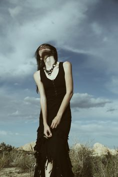 Photo if Segovia at joshua tree Segovia Amil, Hybrid Moments, Southern Gothic, Bellatrix, Pastel Goth, Wearing Black, Gothic Fashion, Victoria, In This Moment