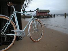 This 650B Moto by peter | 1950's Motobecane - Flickr