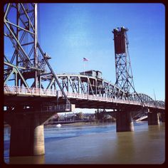 Hawthorne Bridge - Portland, Or