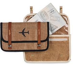 Travel Wallet by Apple & Bee