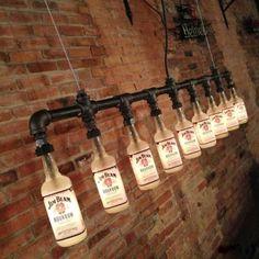 настольная лампа из бутылки своими руками: 16 тыс изображений найдено в Яндекс.Картинках