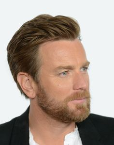side swept ewan mcgregor beard