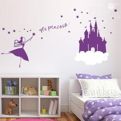Vinilo Nena 25 School Board Decoration, My Room, Girls Bedroom, Baby Love, Kids Room, Sofa, Wall, House, Home Decor