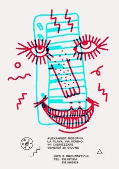 WASTED - Marco Oggian — Designspiration
