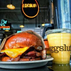 Eggslut Now Open at The Cosmopolitan of Las Vegas  Omg I can't wait to eat my first Fairfax in just over a month :))