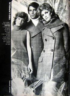 Ted Lapidus. 1969 Christian Dior, Airline Uniforms, Ted Lapidus, Bonnie N Clyde, Pantalon Large, White Suits, French Fashion Designers, Suit And Tie, Unisex Fashion