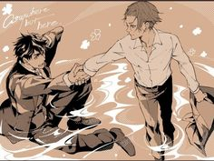 Joker Game, Kagehina, Good Vibes, Novels, Fan Art, Games, Anime Stuff, Fictional Characters, Ships