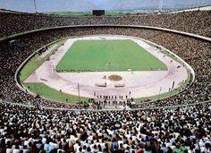 Azadi soccer stadium, Tehran Maybe not beautiful but surprising!