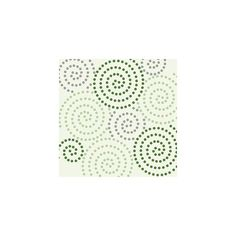 Spiral Stencil Classic Dotty Spiral Stencils ($77) ❤ liked on Polyvore featuring backgrounds, textures, effects, fondos, art, quotes, phrase, saying and text