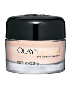Olay Eye Cream recharges and hydrates tired skin near eyes.