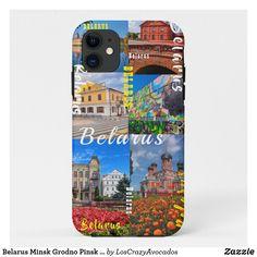 Belarus Minsk Grodno Pinsk Borisov Architecture Case-Mate iPhone Case