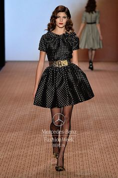 Mercedes-Benz Fashion Week Berlin - Focus On Fashion LENA HOSCHEK A/W 2014