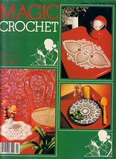 Magic Crochet Nº 04 - Rosio Llamas - Picasa Webalbumok