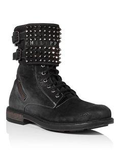 """PHILIPP PLEIN BOOTS """"ON IT"""". #philippplein #shoes #"""
