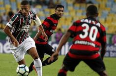 Blog Esportivo do Suíço: Jogando no Maracanã, Fluminense vence o Vitória