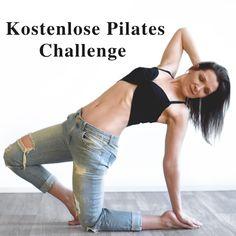 Übungen gegen Hüftschmerzen für Zuhause ⋆ Pilatesliebe Fitness Workouts, Fitness Herausforderungen, Bikini Fitness, Bikini Workout, Pilates Training, Yoga, Workout Challenge, Challenges, Stark