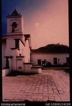 ◦Una de las primeras construcciones de data colonial de la ciudad. Edificación restaurada donde funciona el Museo Arqueológico de La Merced. Santiago de Cali.1980. ANDRES MEJIA. SANTIAGO DE CALI: Biblioteca Departamental Jorge Garces Borrero.