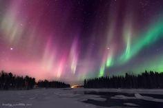 In Rovaniemi