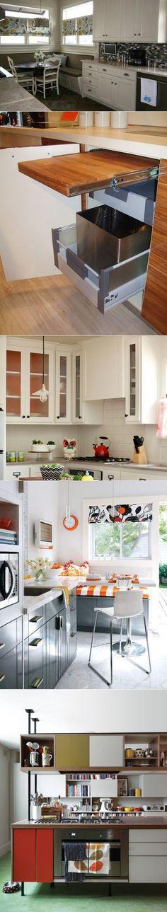 Эффективное обустройство кухни — Наши дома