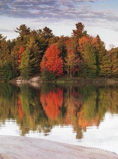 ✮ George lake, Killarney Provincial Park, Ontario, Canada
