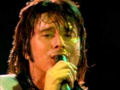 "Journey ""Send Her My Love"" Steve Perry rips my heart out and hands it to me every time I hear his amazing voice."
