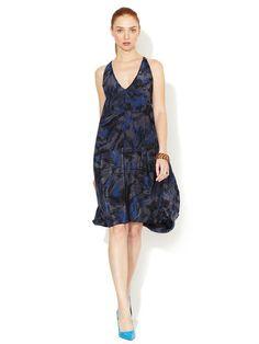 Gaia Silk Print Dress by Marc by Marc Jacobs on Gilt.com
