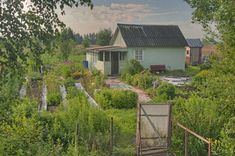 Russian Dacha Gardening – Homescale Agriculture Feeding Everyone