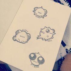 Follow me on instagram :virai_cioce #logo #virai #dragon #cute