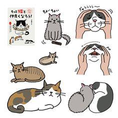 「もっと猫と仲良くなろう! 大好きな猫のひみつ100」