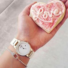 Add a little love to your afternoon @citizenwatchus