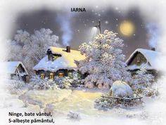 Iarna-memorizare -nivel I #iarna#memorizare#ningebatevantul#gradinita#ieducarealimbajului - YouTube Canvas Home, Diy Canvas, Canvas Art, Crafts With Pictures, Wall Art Pictures, Oil Painting On Canvas, Diy Painting, Images D'art, Winter Szenen