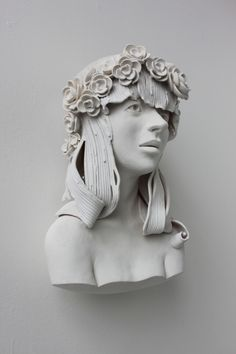 Neo-Romantic Sculptures of Different Women Made with Same Bust - My Modern Metropolis