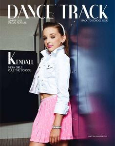 Kendall Vertes for dance moms on dance track magazine Dance Moms Dancers, Dance Mums, Dance Moms Girls, Just Dance, Dance Moms Kendall Vertes, Kendall K Vertes, Mom Pictures, Adorable Pictures, Show Dance