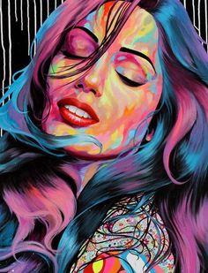 Artwork by Noe-Two