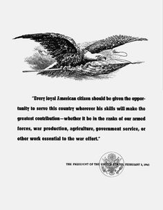 FDR War Quote Poster by War Is Hell Store. War Quotes, Qoutes, Thing 1, Quote Posters, Franklin Delano, American Pride, Teaching Ideas, Store