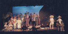 Avon Players' 1999 production of Children of Eden