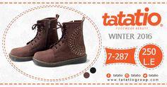 #TATA_TIO #Brown And #Black WINTER 2016 ❄ TATA TIO ON Twitter : twitter.com/Tatatio_Tio  TATA TIO ON Instagram : instagram.com/tata.tio