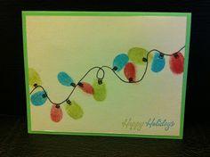 cute idea for a class christmas card for teachers...