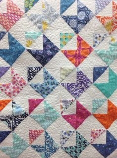 ENVELOPE QUILT...............PC