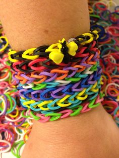How to Make a Stretch Band Bracelet