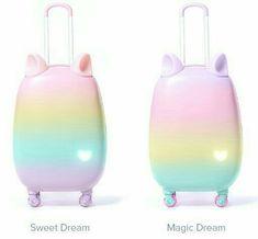 Unicorn Bedroom Decor, Cute Headphones, Cute Suitcases, Mode Kawaii, Unicorn Fashion, Barbie, Cute School Supplies, Kawaii Accessories, Girls Fashion Clothes