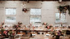 This couple wanted their wedding style to reflect their home style | Image by Chasewild