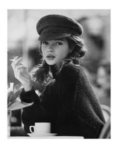 Kate Moss jovencisima