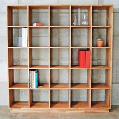 LAX 5X5 Bookcase