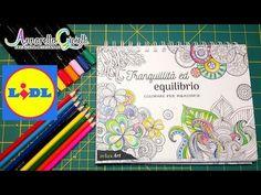 Taglierina, watercolor, washi tape Acquisti creativi LIDL marzo 2017  - YouTube Lidl, Washi Tape, I Shop, Watercolor, Make It Yourself, Youtube, Watercolor Painting, Bricolage, Pen And Wash