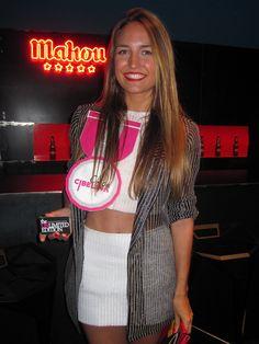 Paula Pascual, la ganadora femenina del Cool People #SoyCibelino #CoolPeople 3 #coolhunting #coolhunter #streetstyle  www.theunlimitededition.com