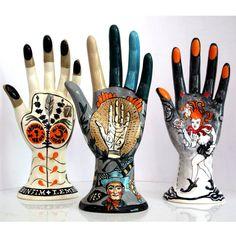 Trio de Mãos